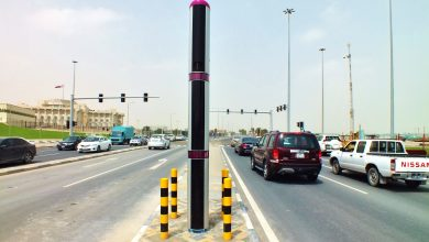 Photo of Traffic violations cases fall by 62% in April