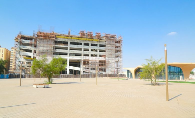 Six-storey car parking to open soon in Al Bidda