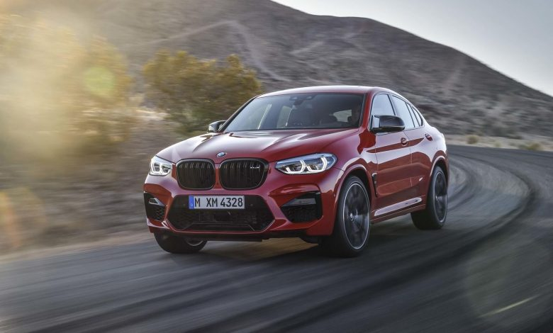 BMW X models from x1 to the X7