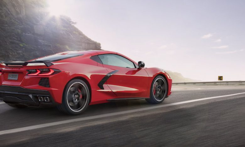 Chevrolet Corvette Stingray Named 2020 Motortrend Car of the Year