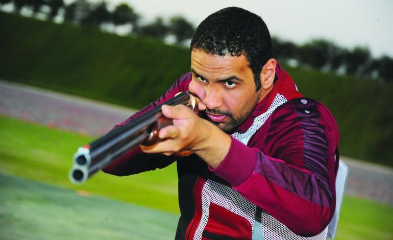 Qatari shooter Al Rumaihi clinches Olympic quota