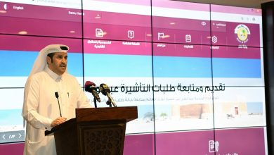 Photo of MoI launches e-visa for tournaments and cultural events
