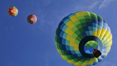 Photo of Hot Air Balloon Festival begins at Aspire Park