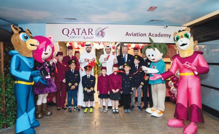 Qatar Airways launches Aviation Academy at KidZania Doha