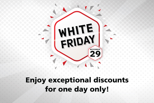 White Friday at Mall of Qatar