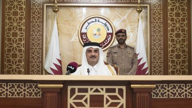 Photo of HH The Amir Inaugurates the 48th Ordinary Session of Shura Council