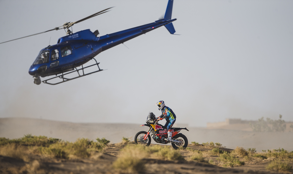 Red Bull Desert Wings gear up for Dakar Rally 2020