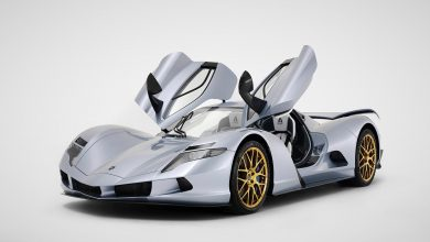 "Photo of ""Aspark Owl"" the fastest car in the world at a legendary price"