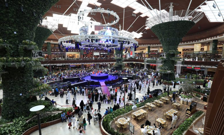 Mall of Qatar to broadcast Gulf Cup on its giant LED screens
