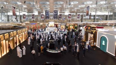 Photo of معرض الدوحة للمجوهرات والساعات يعود لعشاق الفخامة والأناقة من 24-29 فبراير 2020