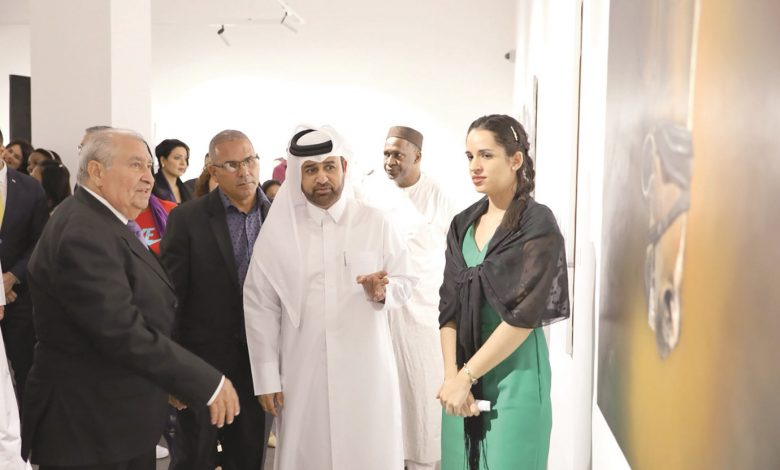«Face to Face» .. An exhibition to presents image of Arabian horse