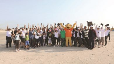 Photo of Municipality marks Qatar Sustainability Week with beach cleanup