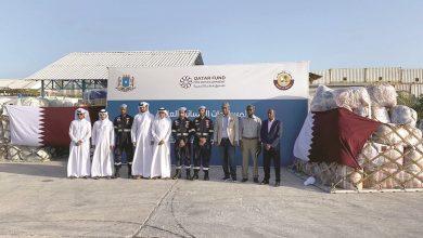 Photo of First batch of Qatari urgent aid arrives in Mogadishu