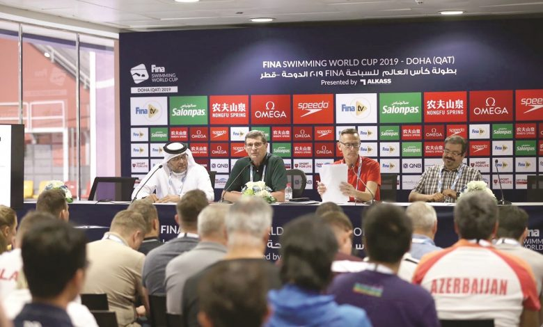 FINA Swimming World Cup 2019 kicks off today