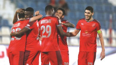 Photo of Al Duhail turns the table on Knights of Al Khor