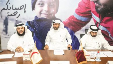 Photo of Qatar Red Crescent Society winter campaign extends reach to expat workers in Qatar