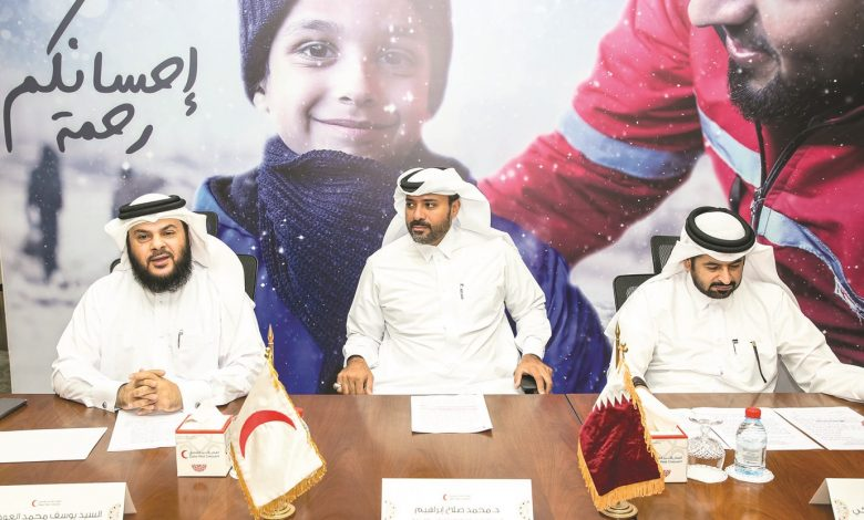 Qatar Red Crescent Society winter campaign extends reach to expat workers in Qatar