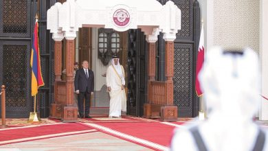 Photo of Amir, President of Armenia discuss bilateral ties