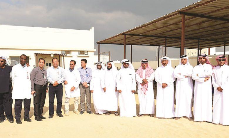 MME opens first livestock market in Al Shamal