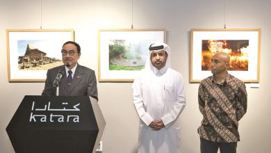 Photo of 40 paintings depict the beauty of Indonesian nature at the Land of Hope exhibition