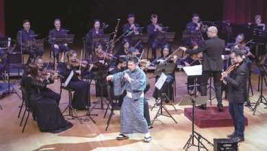 Photo of A musical treat for anime fans Tuesday at Katara