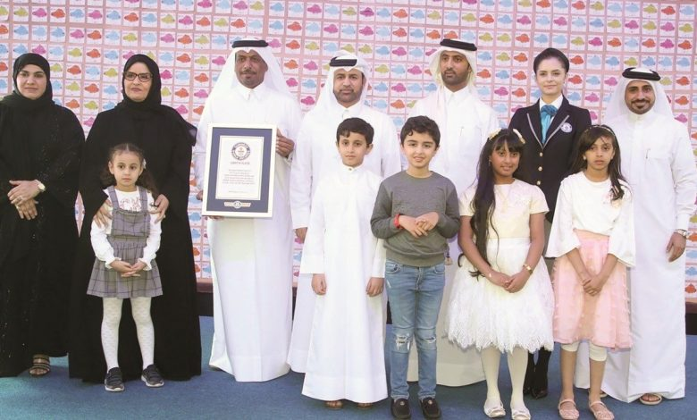 Wifaq in Guinness World Records for launching largest bulletin board