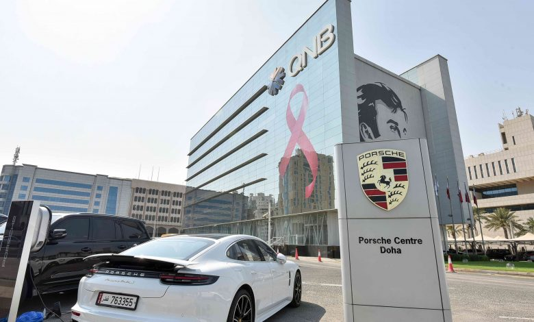 QNB powers up charging stations for electric cars