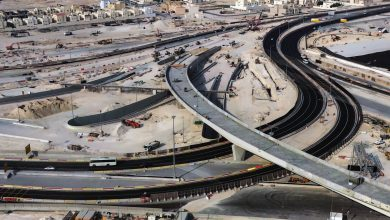 Photo of 'First of its kind' Mesaimeer Interchange takes shape