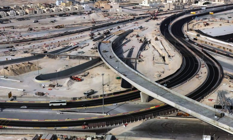 'First of its kind' Mesaimeer Interchange takes shape