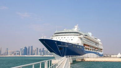Photo of Doha Port welcomes luxury cruise liner Marella Discovery