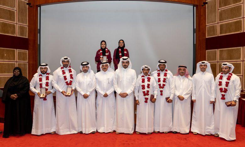 Sheikh Joaan honours Qatar's Shooting Championships