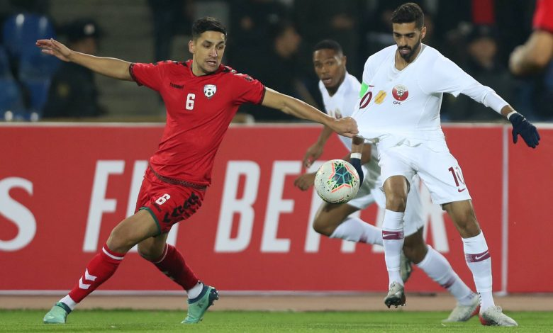 World Cup 2022 qualifiers: Qatar beats Afghanistan and consolidates its position at top of group