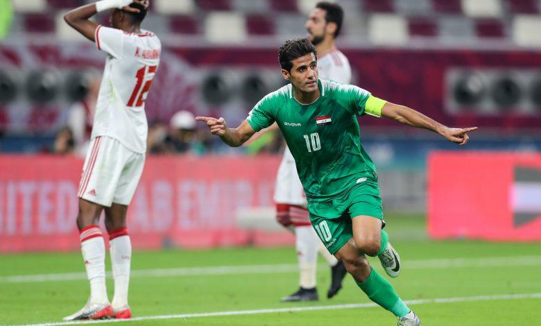 Iraq down UAE for second successive win at Gulf Cup