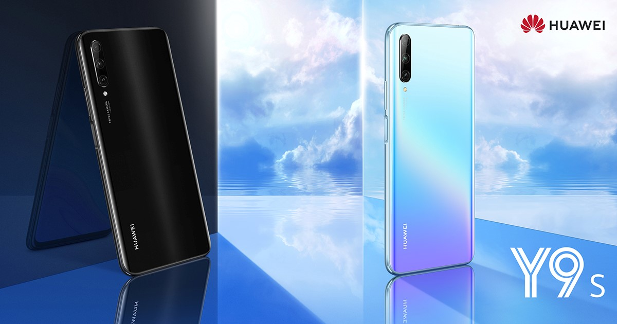HUAWEI Y9S SMARTPHONE UNVEILED IN QATAR