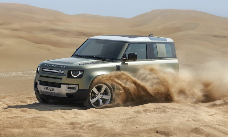 Photo of NEW LAND ROVER DEFENDER: A 21ST CENTURY DEFENDER