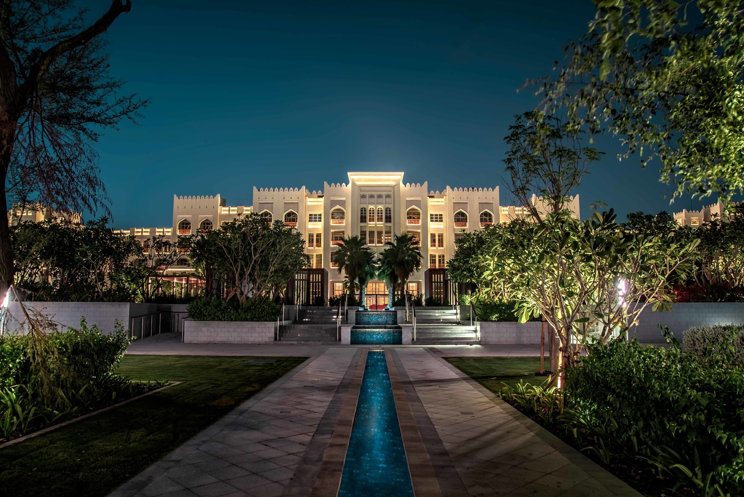 Al Messila Resort & Spa Doha is open for guests