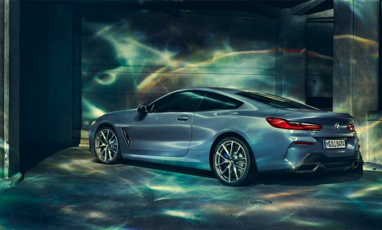 BMW 8 Series... Stay tuned