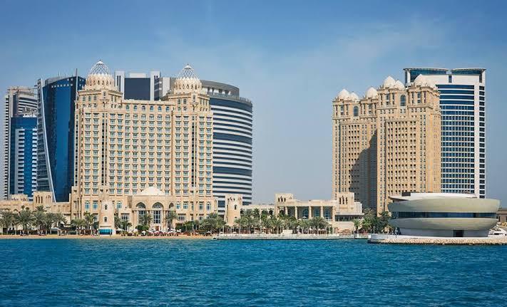 Four Seasons Hotel Doha Renovation