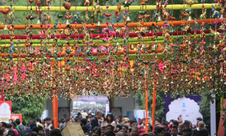 Iconic Jaipur Literature Festival to be held in Doha