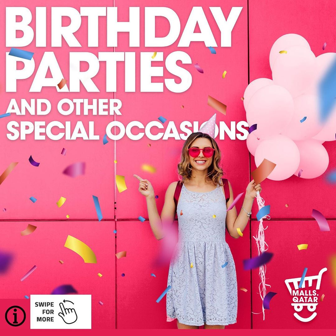 Birthday Parties Listings