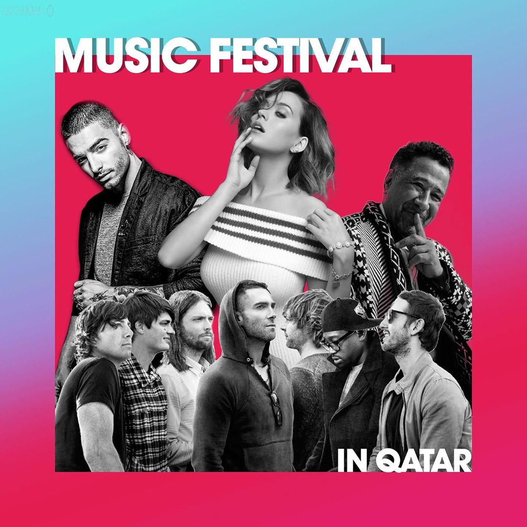 Music Festival in Qatar