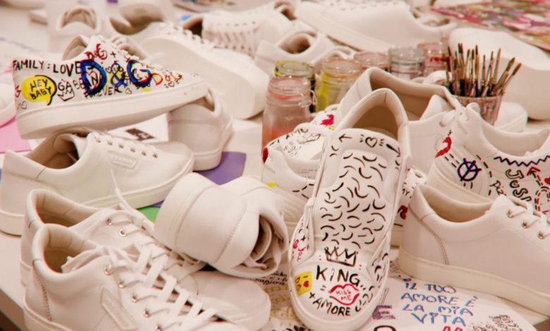 #DGSneakers