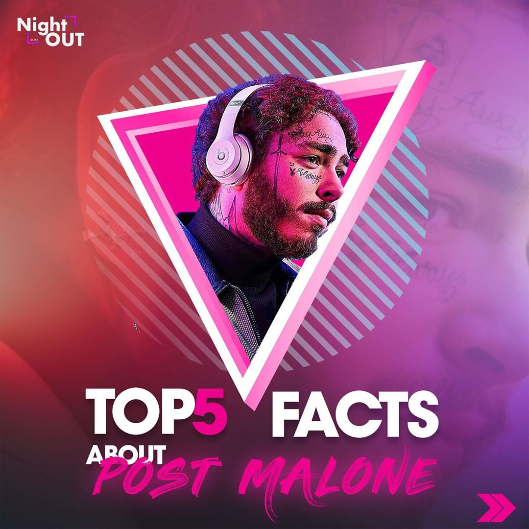 Top 5 Facts about Post Malone