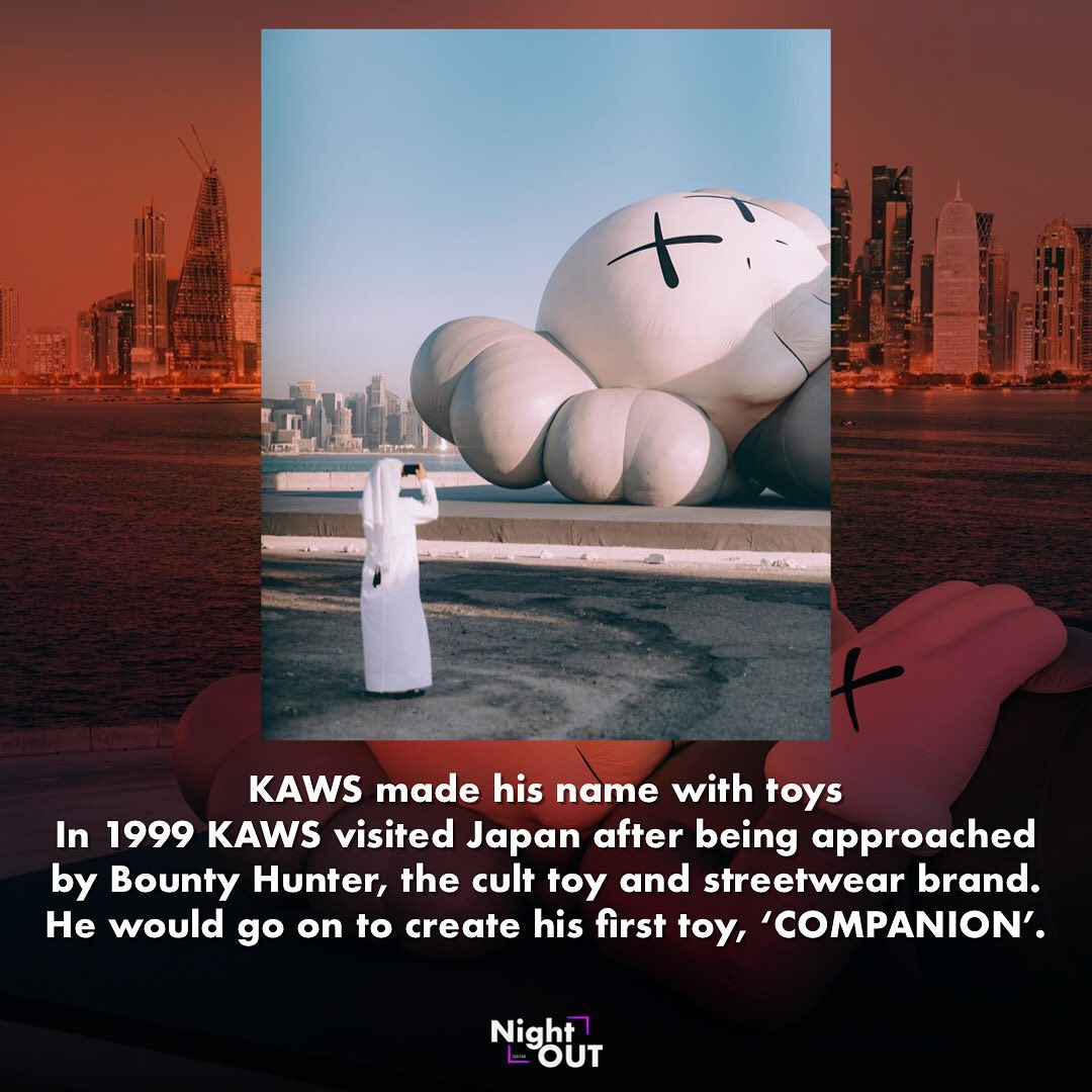Real facts about KAWS