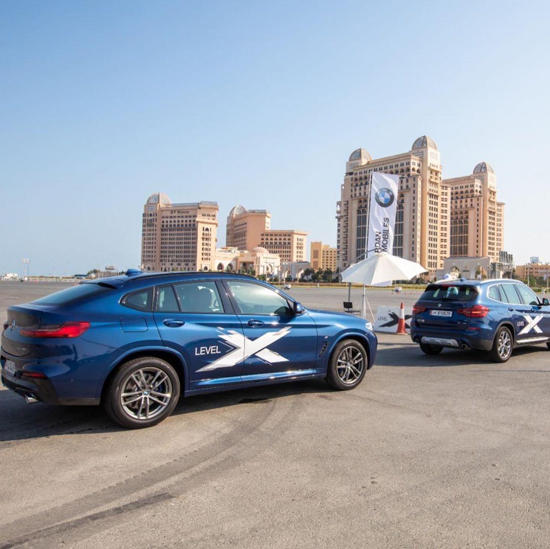 BMW Level X