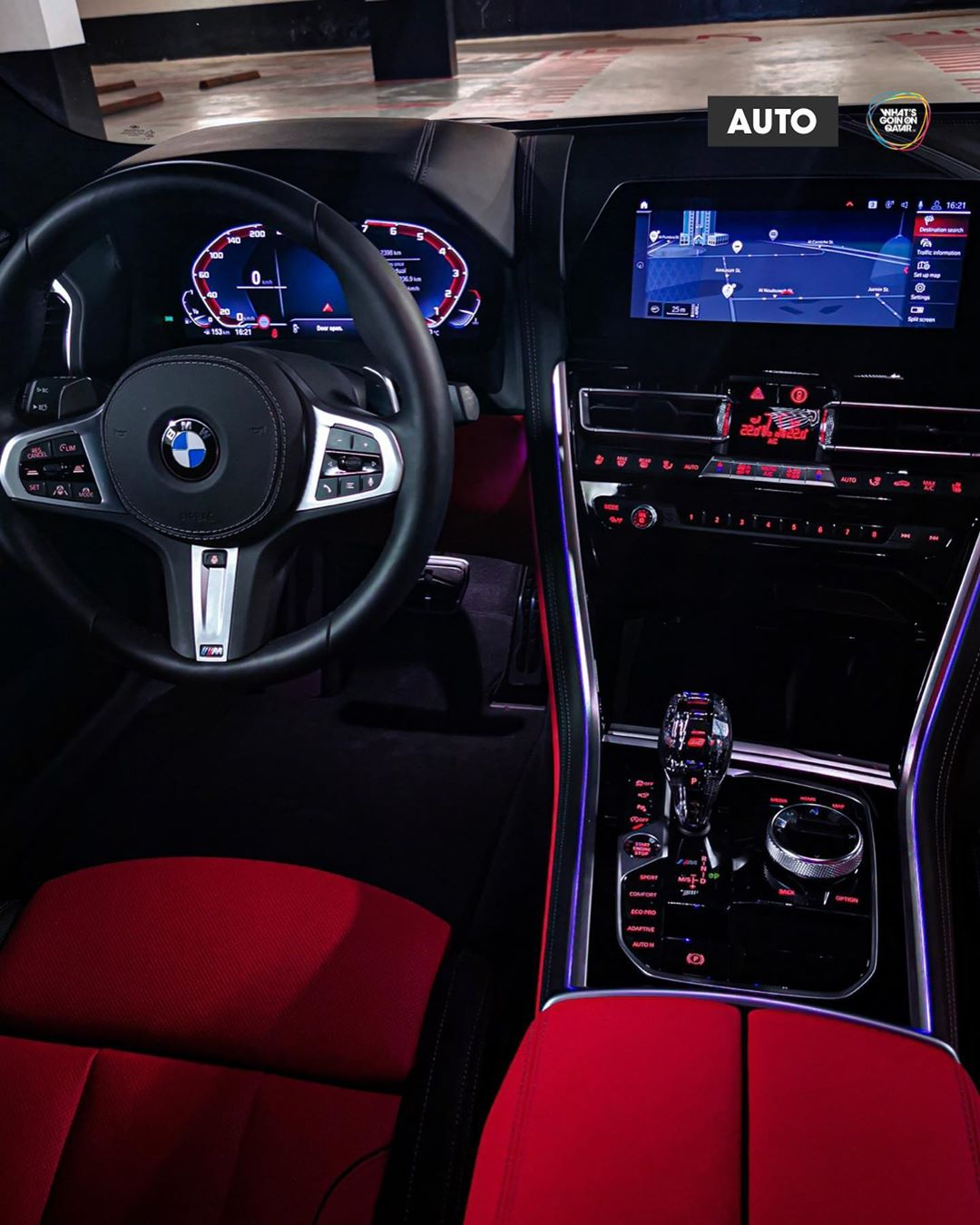 The 850i M