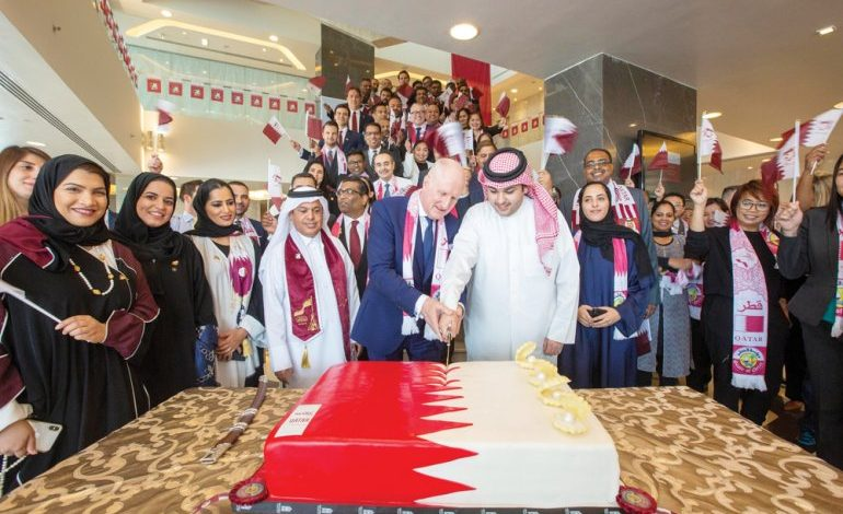 Katara Hospitality celebrates Qatar National Day 2019