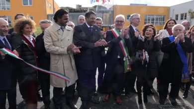 Photo of Qatar contributes to reopening a school complex in the Italian city of Macerata