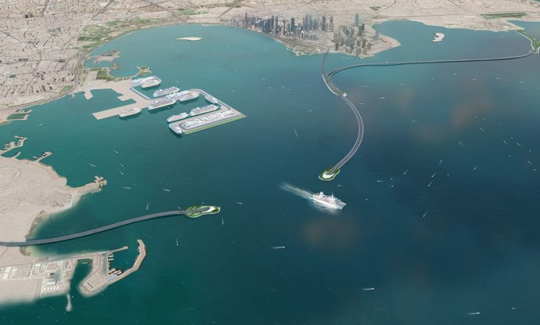 Ashghal invites local contractors to form alliances with international companies to implement Sharq Crossing project