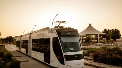 Photo of QF unveils Education City Tram